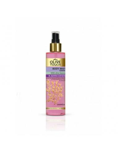 Olive Touch Body Mist με Ελιά και Γιασεμί