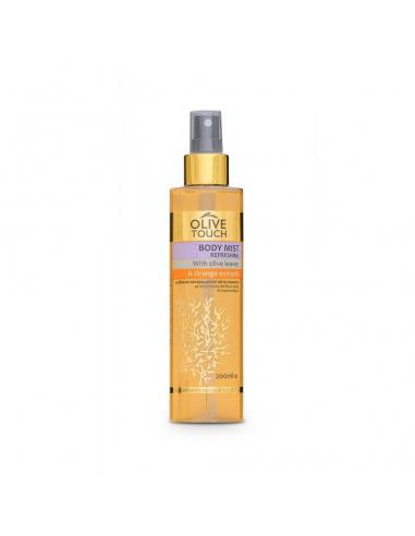 Olive Touch Body Mist Eλιά και Πορτοκάλι