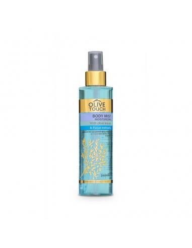 Olive Touch Moisturizing Body Mist with Fucus extract