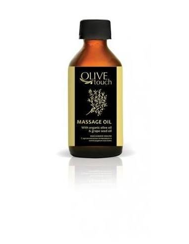 Olive Touch Λάδι Μασάζ Με Βιολογικό Λάδι Ελιάς & Λάδι Σταφυλιού