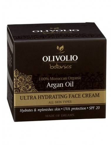 OLIVOLIO Ultra Hydrating Argan Face...