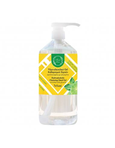 Fresh Line Antiseptic hand gel  with...