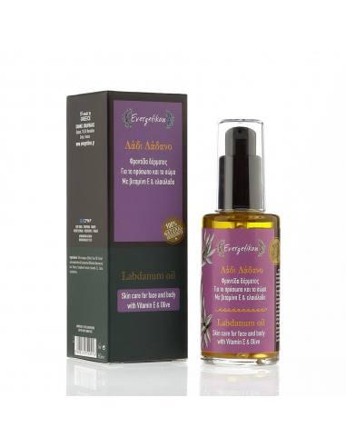 Evergetikon Labdanum oil 60ml