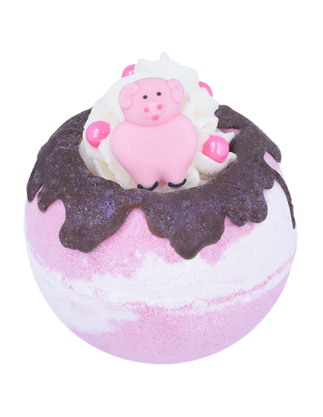 Bomb Cosmetics Piggy In The Middle Bath Blaster 160gr