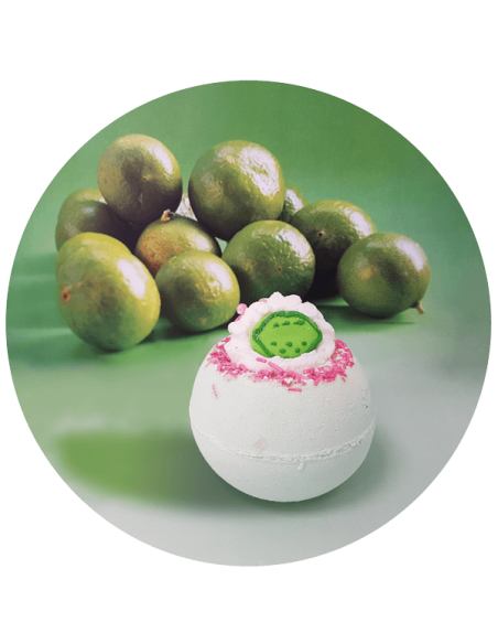 Bomb Cosmetics Lime Yours Bath Blaster 160gr