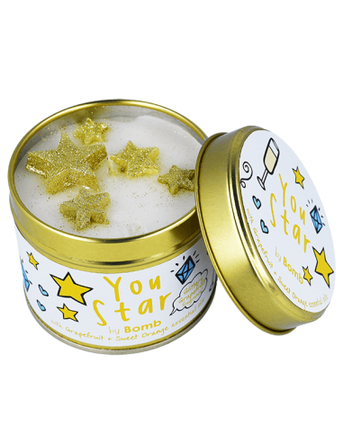 Bomb Cosmetics You Star Candle
