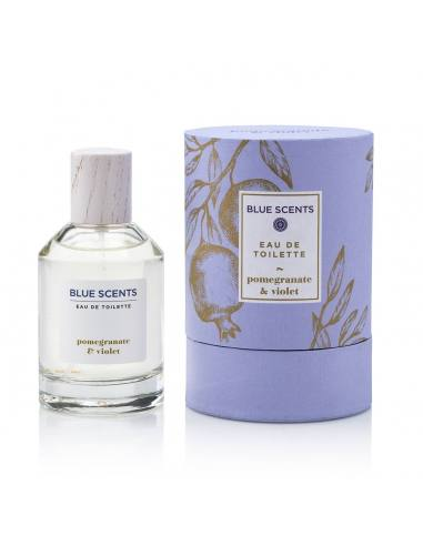Blue Scents Eau De Toilette Ρόδι &...
