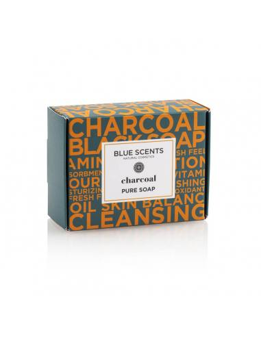 Blue Scents SOAP CHARCOAL 135gr