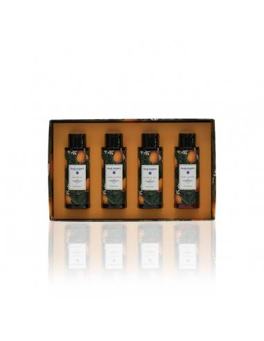 Blue Scents GIFT SET BERGAMOT 4 PCS