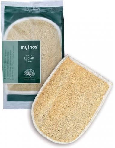 MYTHOS Loofah Double-Face Sponge