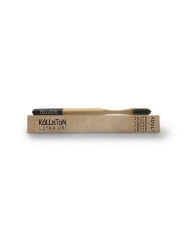 Kalliston Toothbrush with charcoal...