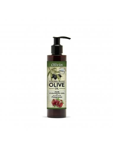 Olivin Face Cleansing Gel with...