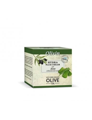 Olivin Hydra Face Cream with...