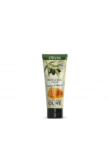 Olivin Κρέμα Χεριών με Μέλι 75ml