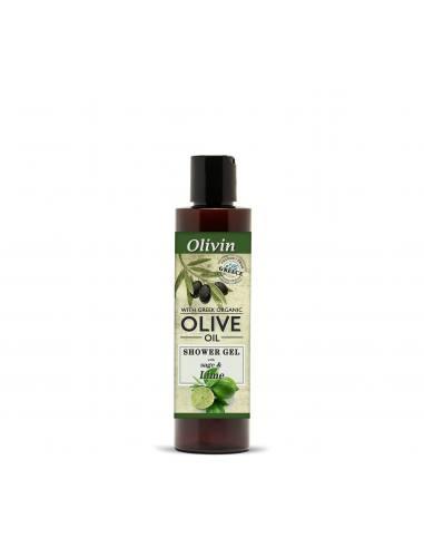 Olivin Shower Gel Lime and Sage 200ml