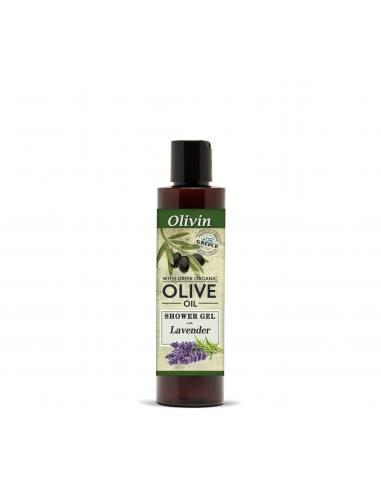 Olivin Shower Gel with Lavender 200ml