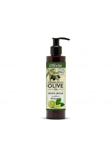 Olivin Body Milk with Lavender and...