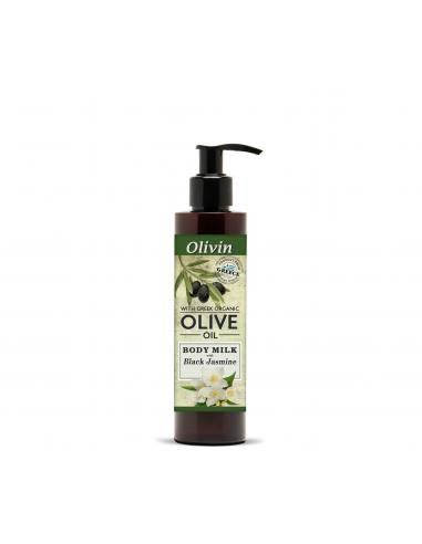 Olivin Body Milk Black Jasmine 200ml
