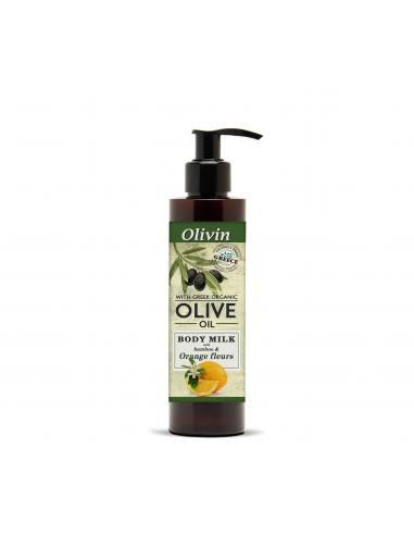 Olivin Body Milk with Orange fleurs...