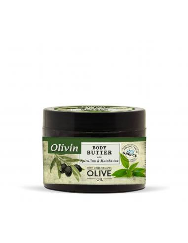 Olivin Body Butter με Matcha και...