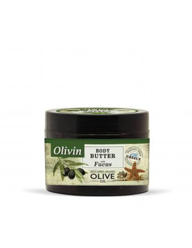 Olivin Body Butter Fucus 200ml