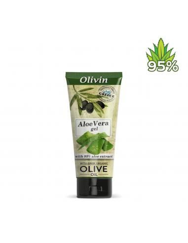 Olivin Gel Αλόης 95% 150ml