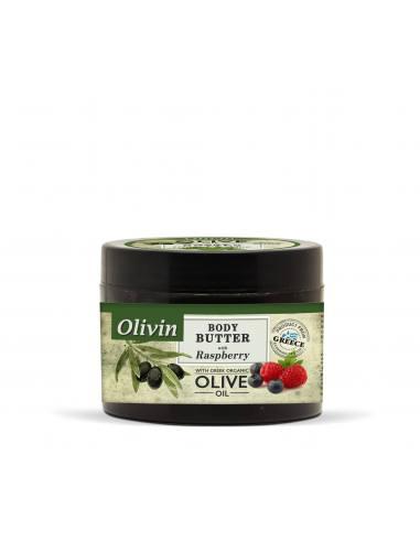 Olivin Body Butter Βατόμουρο 200ml