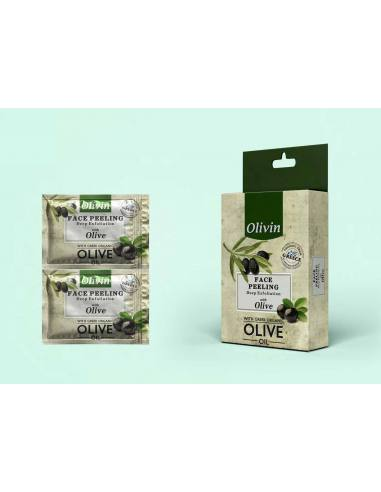 Olivin Face Peeling Mask with Olive...