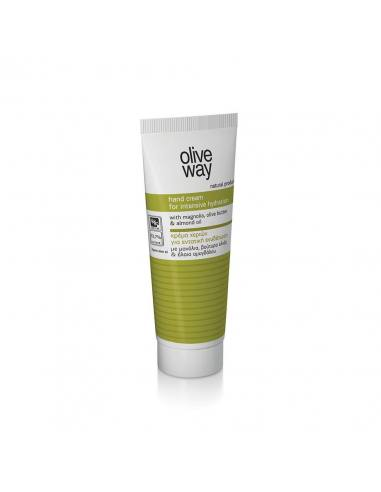 OLIVEWAY Hand Cream for Intensive...