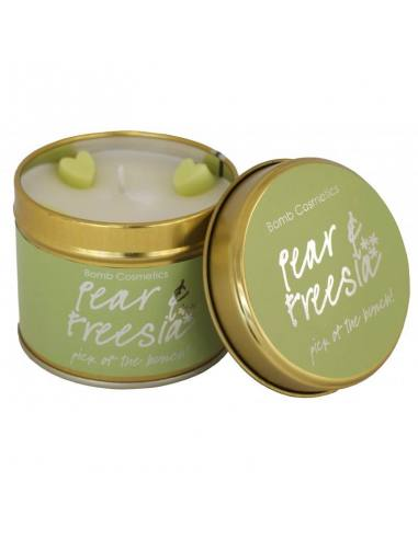 Bomb Cosmetics Pear & Freesia Tinned...