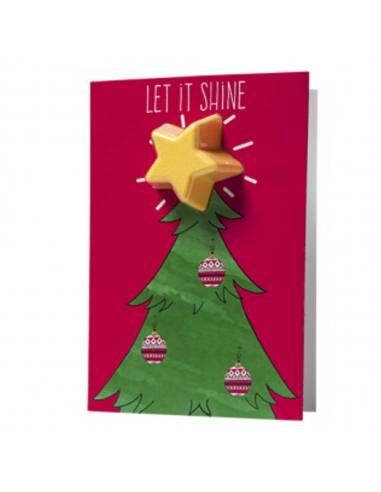 Bomb Cosmetics Blaster Card - Let It...