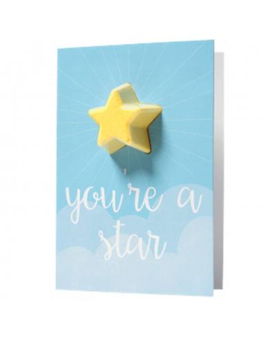 Bomb Cosmetics Blaster Card You are a...