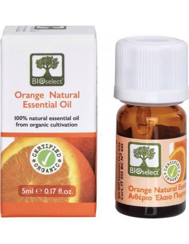 Bioselect  Αιθέριο Έλαιο Πορτοκάλι 5ml