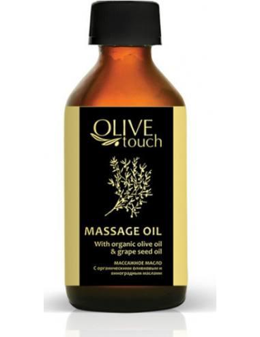 Olive Touch Массажное масло с оливковым и виноградным маслом