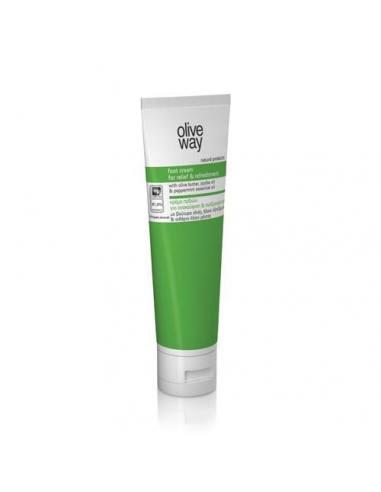 OLIVEWAY Foot Cream 100ml